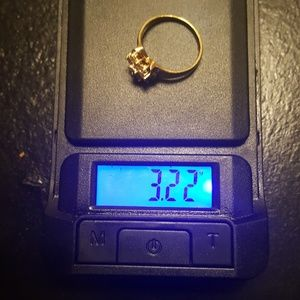 14k 1/2 ct.diamond ring